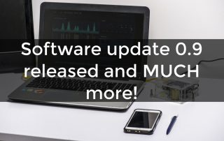Update ver.09 released and more