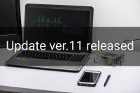 Update ver.11 released