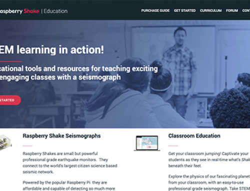 Shake Education Is Here!