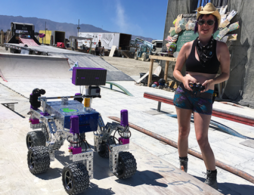 PARSLEE: The Open Source Rover with Raspberry Shake On-Board – PART 2