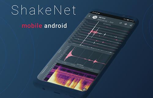 Raspberry Shake App