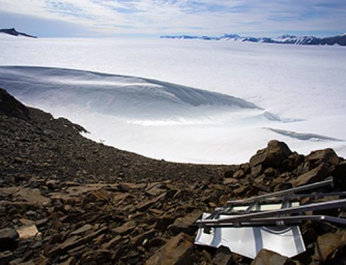Back To Antarctica: Seismograph Checkup And New Deployments