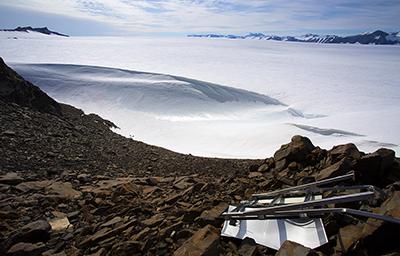 Seismograph Solar Panels