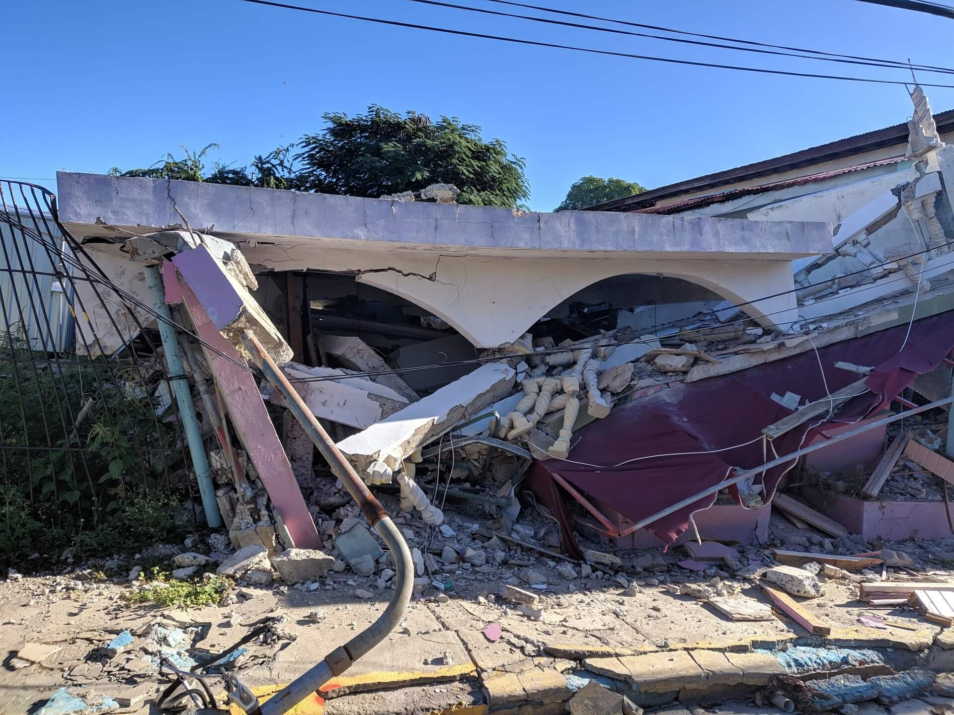 Puerto-Rico-Earthquake-damage