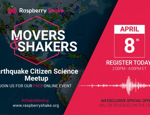 Movers & Shakers – Virtual Meetup 2021