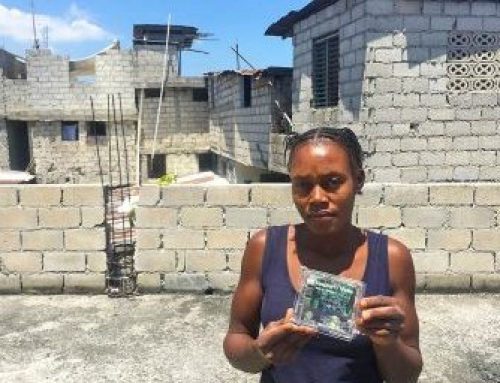 Low Cost High Reward Seismology in Haiti