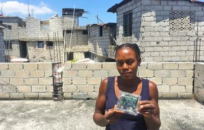 Seismology in Haiti